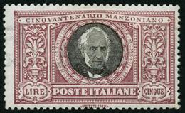 ** N°151 5l Violet Et Noir - TB - Italia