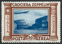 ** N°537 100L Brun - TB - Italia