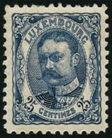 ** N°78 25c Bleu - TB - Lussemburgo
