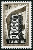 ** N°514/6 Les 3 Val - TB - Lussemburgo