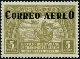 ** N°90/103 Les 14 Val - TB - Colombie