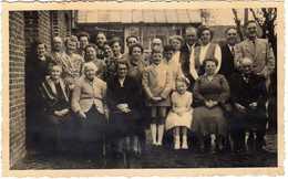 Oeudeghien. Frasnes-lez-Anvaing. Photo Carte D'une Communion. 1954.**** - Frasnes-lez-Anvaing