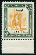 ** N°93/105 Les 13 Val - TB - Libye
