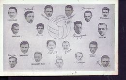Equipe De France De Football Année 20 - Voetbal