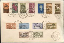 FDC Lot: 1267 - Timbres
