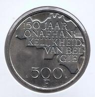 BOUDEWIJN * 500 Frank 1980 Vlaams * PRACHTIG * Nr 9875 - 1951-1993: Baudouin I