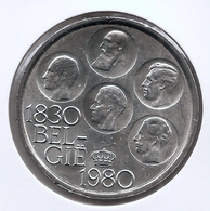 BOUDEWIJN * 500 Frank 1980 Vlaams * PRACHTIG * Nr 9876 - 1951-1993: Baudouin I