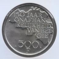BOUDEWIJN * 500 Frank 1980 Vlaams * PRACHTIG * Nr 9877 - 1951-1993: Baudouin I