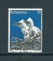 1982 Botswana Birds,oiseaux,vögel Used/gebruikt/oblitere - Botswana (1966-...)