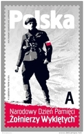 Poland Pologne, National Day Of Accursed Soldiers. Anti-communist Polish Resistance. WWII. 2016 ** - WW2