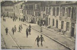 Frankreich Stenay Kronprinzenstrasse Deutscher Kronprinz (29844) - Weltkrieg 1914-18