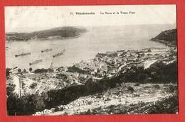 CPA 06 Villefranche. La Rade Et Le Vieux Port - Villefranche-sur-Mer