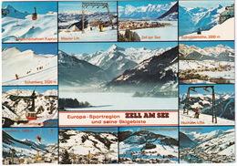Europa - Sportregion  Zell Am See Und Seine Skigebiete - Zell Am See