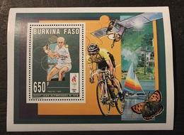 BURKINA FASO BLOC JEUX OLYMPIQUES ETE, Yvert  NEUF - Burkina Faso (1984-...)