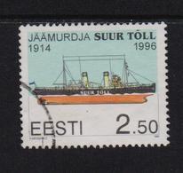 Estonia 1996, Ship, Minr 282, Vfu - Estonia