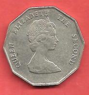 1 Dollar , Etats Des CARAIBES De L'Est  , Cupro-Nickel , 1998 , N° KM # 11 - Caribe Oriental (Estados Del)