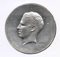 BOUDEWIJN * OFFICIELE MEDAILLE  1965 * Prachtig / FDC * Nr 7521 - Médailles