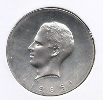 BOUDEWIJN * OFFICIELE MEDAILLE  1965 * Prachtig / FDC * Nr 7525 - Médailles