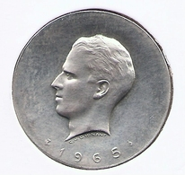 BOUDEWIJN * OFFICIELE MEDAILLE  1965 * Prachtig / FDC * Nr 7526 - Médailles