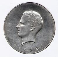 BOUDEWIJN * OFFICIELE MEDAILLE  1965 * Prachtig / FDC * Nr 7528 - Médailles