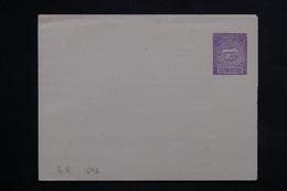 AUSTRALIE - NEW SOUTH WALES - Entier Postal De 1896 ( Bande Journal ) Non Circulé - L 22315 - Briefe U. Dokumente
