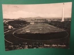 Cartolina Firenze - Stadio Comunale - 1956 - Firenze