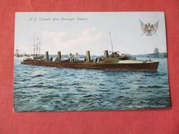 US Torpedo Boat Destroyer Stewart  - Ref 3154 - Oorlog