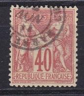 FRANCE Type Sage N° 70° N/B - 1876-1878 Sage (Type I)
