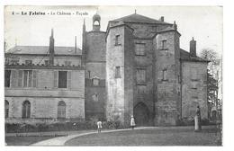 80/ SOMME... LA FALOISE. Le Château. Façade - Other Municipalities