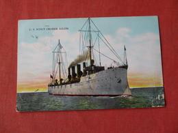 US Scout Cruiser Salem    Ref 3154 - Oorlog