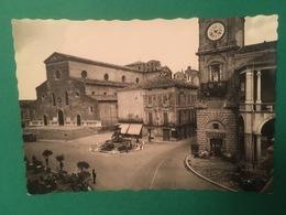Cartolina Faenza - Piazza Umberto I - 1960 Ca. - Ravenna