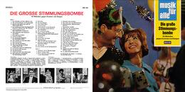 Superlimited Edition CD  DIE GROSSE STIMMUNGSBOMBE. - Country & Folk