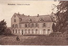 CHATEAU DE LA BRUYERE ENTITE CELLES 1928 - Silly