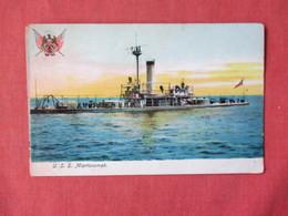 USS Miantonmah    Ref 3154 - Oorlog
