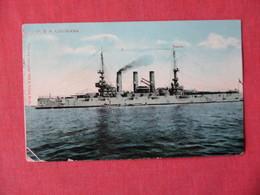USS Louisiana   Ref 3154 - Oorlog