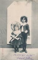 CPA - Thèmes - Fantaisie - Enfants - Costume - Fantaisies
