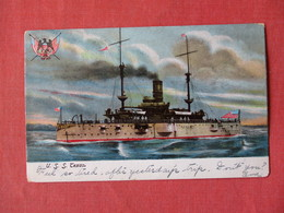 USS Texas  Ref 3154 - Oorlog