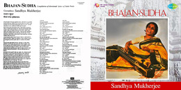 Superlimited Edition CD Sandhya Mukherjee. BHAJAN-SUDHA. - Country & Folk