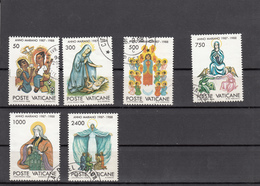 Vaticano - 1988 - Anno Mariano - Vatican