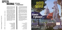 Superlimited Edition CD Septeto Nacional. SONES CUBANOS - Country & Folk