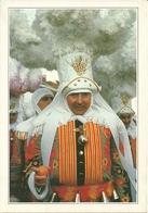 Binche (Belgio) Le Carnaval, Maschere Di Carnevale - Binche