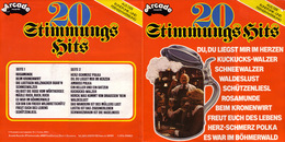 Superlimited Edition CD Stimmungs Hits. - Country & Folk