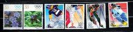 Japan, Japon, 1998, Sport, Jeux Olympiques De Nagano - Usati