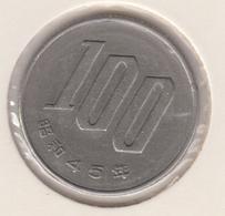 @Y@    Japan   100 Yen   1970     (4732) - Japon