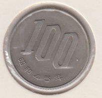 @Y@    Japan   100 Yen   1970     (4731) - Japan
