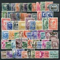 Peru Lot          O  Used + (*)  No Gum          (490) - Peru