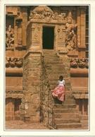 Tanjore, Thanja Vur (India) Temple De Brihadishvara, Tempio Di Brihadishvara - India