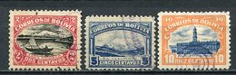 Bolivien Nr.103/5       O  Used       (294) - Bolivien