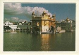 Amritsar (India) The Golden Temple, Tempio D'Oro - India
