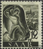 Saarland 211X MNH 1947 Occupazioni E Views - 1947-56 Occupazione Alleata